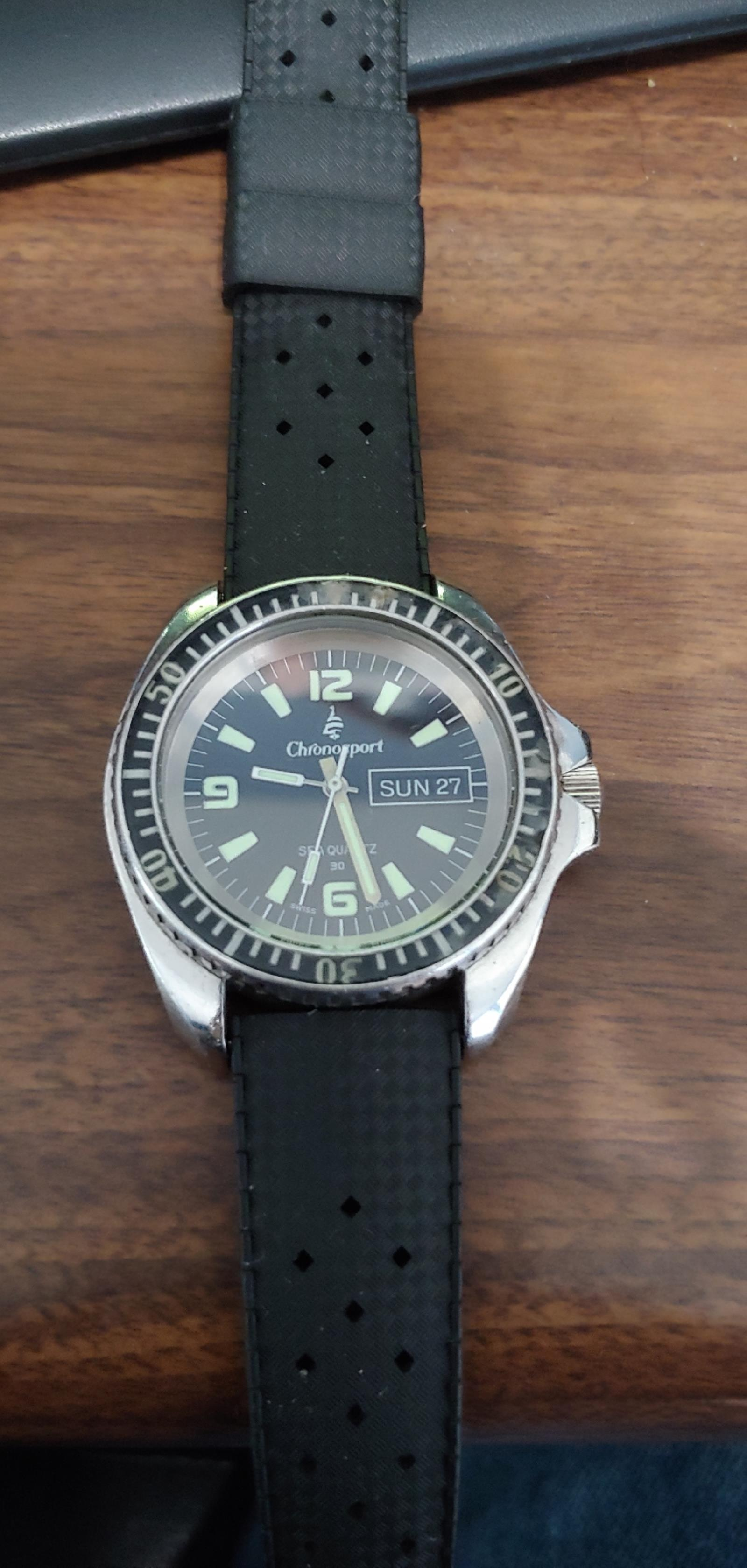 Chronosport Sea Quartz 30